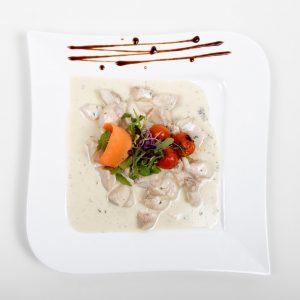 Piept de pui cu gorgonzola (250/50 g)