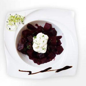 Salata de sfecla rosie (200 g)