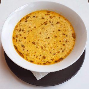 Ciorba de pui a la grec (300/100 ml)