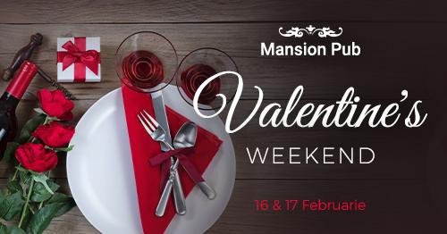 Valentine's Weekend Mansion Pub